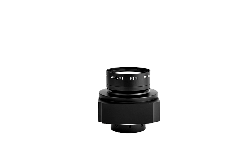 Phase One lens RS 70mm