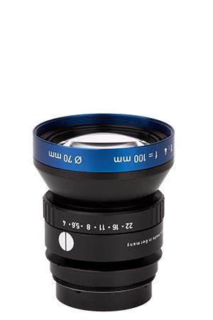 Linos lens 100mm f/4