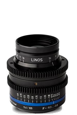 Linos lens 105mm f/5.6 Float