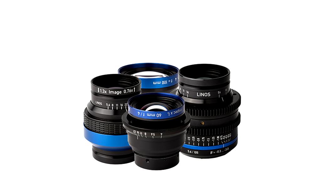 Lenses for iXM-MV
