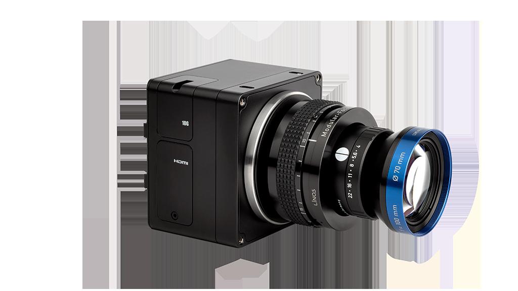 Phase One iXM-MV camera system