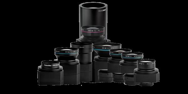 Lenses for iXM-RS