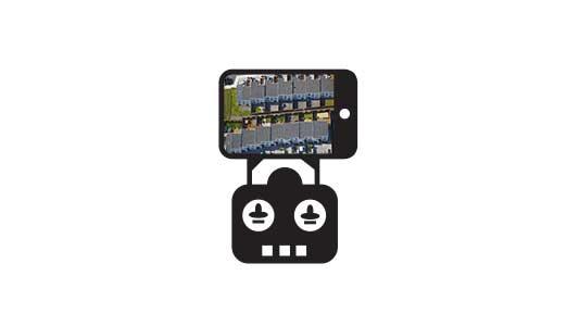 iX Capture Mobile for aerial inspection cameras