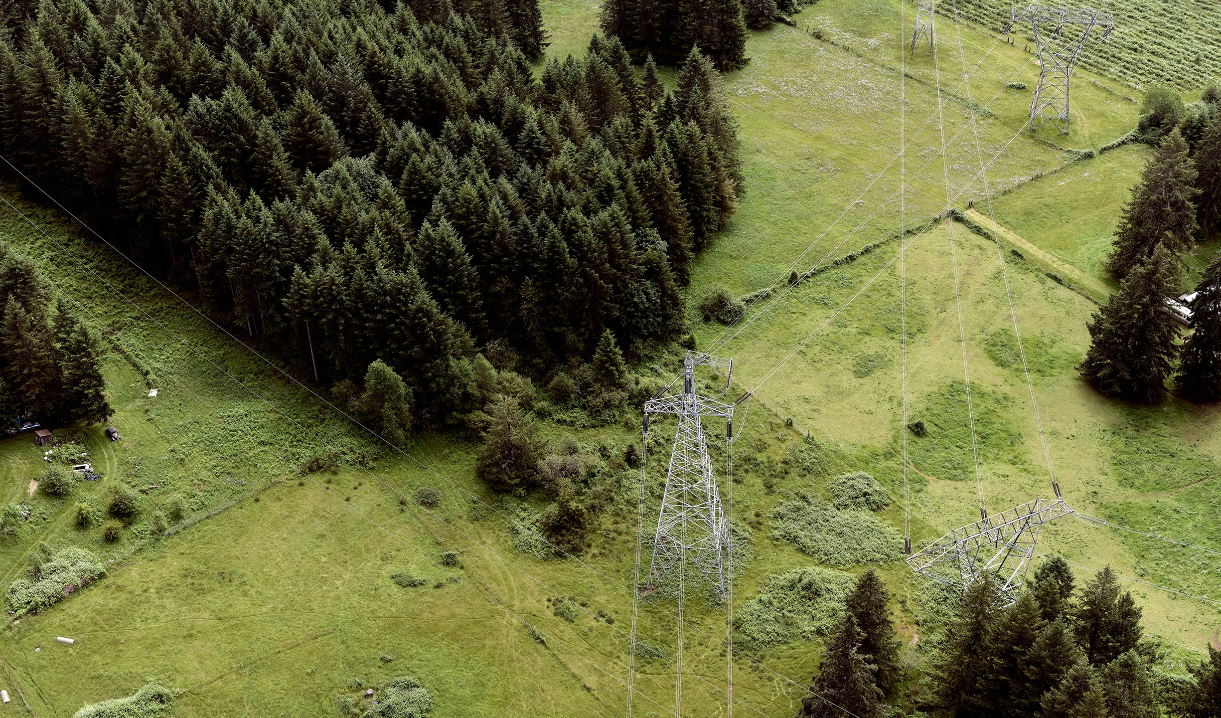 power line inspection | Oblique Imagery Quantum NV5 and Phase One case study